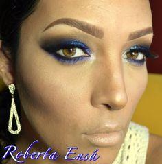 Makeup by Roberta Ensá
