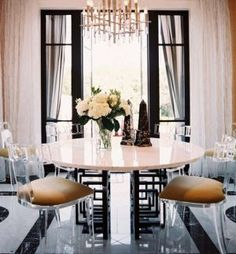 Pictures of dining rooms - myLusciousLife.com - Luscious dining rooms.jpg