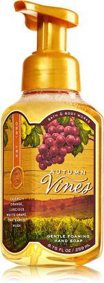 Autumn Vines Gentle Foaming Hand Soap - Soap/Sanitizer - Bath & Body Works