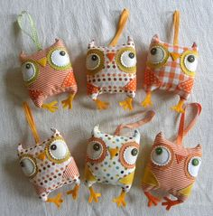( love Owls! #Sewing