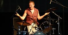 Review: Bad Company Drummer Simon Kirke Simmers on 'All Because of You' #headphones #music #headphones