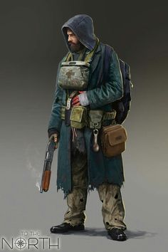 Mellaby: medic of the group. Was a medic that worked closely with the hospital that had the first viral outbreak. Was able to escape and is now working with Mai to get more information what the government is trying to cover up. Post Apocalypse, Apocalypse World, Zombie Survivor, Apocalypse Survivor, Character Concept, Character Art, Concept Art, Cyberpunk, Fallout