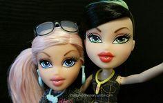 Bratz 2015 #selfiesnaps Cloe и Hello My Name Is Jade