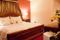 Bed Rooms At The Abbey Hotel Donegal Town