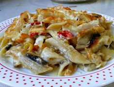 Cookbook Recipes, Cooking Recipes, Pasta Salad, Macaroni And Cheese, Chicken, Meat, Ethnic Recipes, Food, Crab Pasta Salad