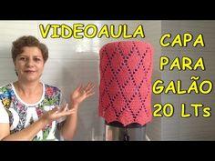 CAPA PARA BOTIJÃO OUTONO #LUIZADELUGH - YouTube