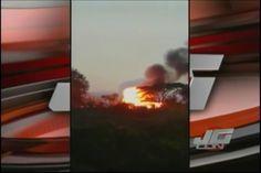 Jose Gutierrez Presenta Todos Los Detalles Del Incendio En Envasadora De Gas En Santiago #Video