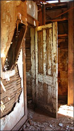 Old Farm House Decay. I would love to fix up an old house one day! :)
