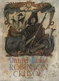 Adolf Born, Robinson Crusoe