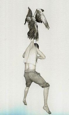 Fabien Merelle's Otherworldly Scenarios: fabien merelle 6.jpg