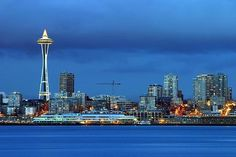 Seattle - b/c as i type im watching Greys Anatomy and I want to visit the 1st starbucks..Pike Place yayyy :)