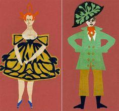 Hans Christian Andersen - Papercuts