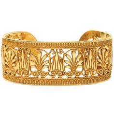 The Met Store - Greek Palmette Bracelet