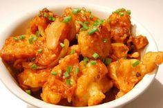 chou fleur dore au poulet avec cookeo, une simple et délicieuse recette pour preparer un plat de poulet chez vous et avec le cookeo.