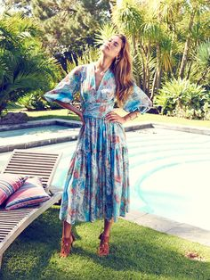 burda style, Schnittmuster - Kleid, Nr. 111 aus 07-2015