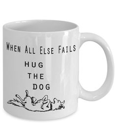 I'm on board! How about you? Love your dog? Me too! Fun new #coffee #mug from The Golden Labyrinth on Gearbubble - Grab one for yourself or a fellow dog lover today. Starts at $14.95