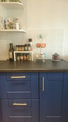 This is How I Changed My Kitchen, In Case You're Wondering Moving House, Change Me, Countertops, Blogging, Kitchen Cabinets, Table, Projects, Furniture, Ideas