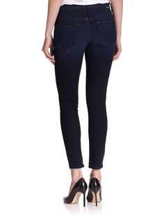Zipper at Ankles. Mother Denim, Paper Size, Muse, Online Price, Black Jeans, Skinny Jeans, Ankle, Boutique, Clothes For Women