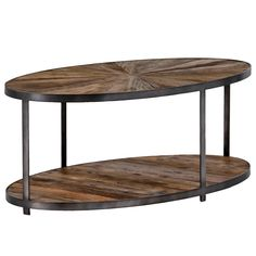 "Gabby Furniture Ronald Coffee Table @LaylaGrayce 47""W x 27.5""D x 17.75""H $1047.50"