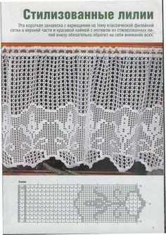 Stylowa kolekcja inspiracji z kategorii Hobby Filet Crochet, Crochet Patterns Filet, Crochet Borders, Crochet Cross, Crochet Art, Doily Patterns, Crochet Home, Vintage Crochet, Crochet Doilies