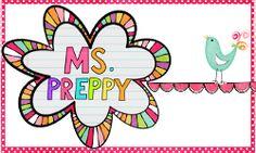 Ms. Preppy!