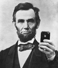 I thought Abraham Lincoln had stopped time travelling after Bill and Ted's Excellent Adventure.