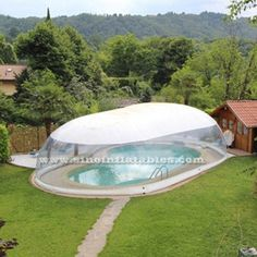 sun dome for above ground pool
