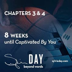 More chapter clues from Captivated By You. Books To Read, My Books, Crossfire Series, Sylvia Day, Book Trailers, Beyond Words, Chapter 3, Book Quotes, Teaser