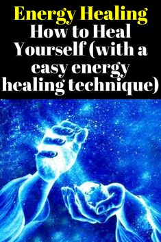 In this video I discuss how you can heal yourself with an easy energy healing technique Sound Healing, Self Healing, Healing Herbs, Holistic Healing, Natural Healing, Healing Spells, Energy Healing Spirituality, Spiritual Healer, Reiki Energy