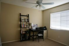 Home Tour January 2015 Spare Bedroom Office