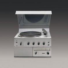 Braun Studio 2 record player