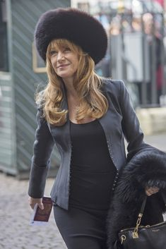 Jane Seymour Photos: Memorial Service Held for Sir Richard Attenborough