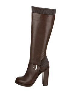 Givenchy Leather Boot