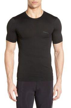 Seamless Moisture Wicking Running T-Shirt