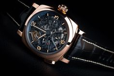 Because the Radiomir 1940 Minute Repeater Carillon Tourbillon was announced three months after the SIHH of 2016, it was not part of the official
