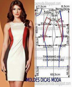 Cut dress