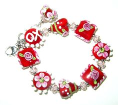 JanBriggs: Valentine bracelet