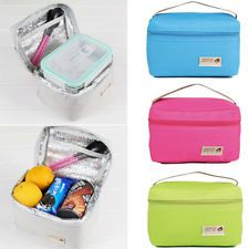 Lunch Bag Waterproof Handbag Cooler Picnic Storage Bags for Travel School Office Adult Lunch Bag, Large Lunch Bag, Kids Lunch Bags, Best Lunch Bags, Picnic Cooler Bag, Picnic Bag, Chill Bag, Mens Lunch Bag, Lunch Containers