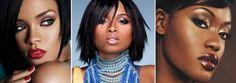 Maquiagem para pele negra: Tire as suas dúvidas e veja dicas de como fazer uma maquiagem perfeita! |Portal Tudo Aqui