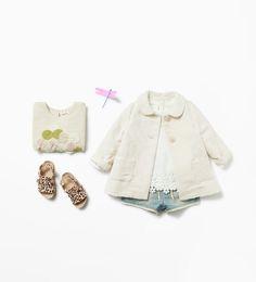Shop by look - Baby girl (3 months - 3 years) - KIDS | ZARA Israel