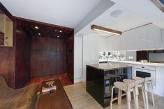 Aménagement d'un local commercial en studio // architectes : Bastien Marion et Didier Mignery Zoomfactor