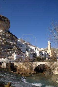 Alcalá del Júcar en la Provincia de Albacete - España