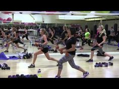 Cathe Friedrich's HiiT Fit Circuit Live Workout