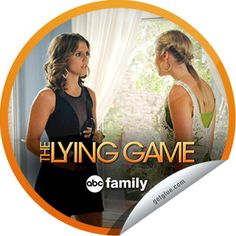Steffie Doll's The Lying Game: Much Ado About Everything Sticker | GetGlue