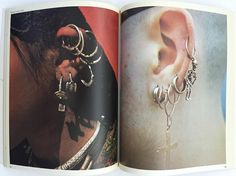 The anthropology of punk. In The Gutter. 1976 book of the London scene intercut…