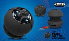 X-mini™ HAPPY Capsule Speaker™ for my iPhone