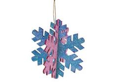 Wooden 3D Christmas Snowflakes Pack of 10. These laser cut 3D snowflakes make beautiful hanging decorations.