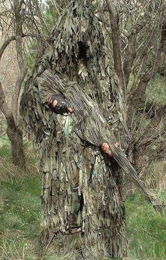 Extreme Camo Could See This Being Awesome In A Game Of Manhunt Right @Sadie Guthrie Eschmann