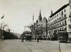 Passeig de Gracia.1920