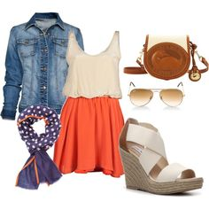 Cute Outfit for Summer